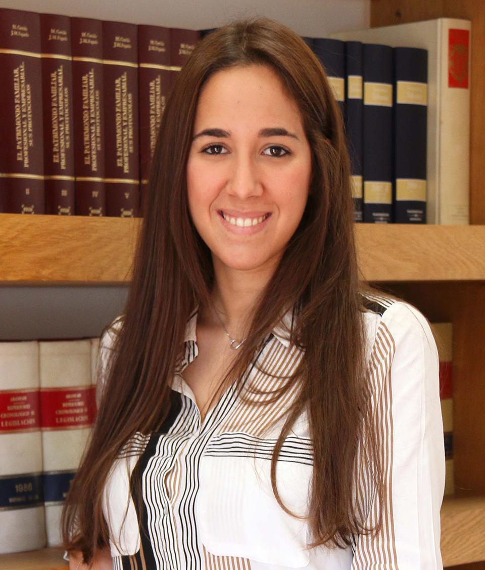 Patricia González. Abogada fiscalista