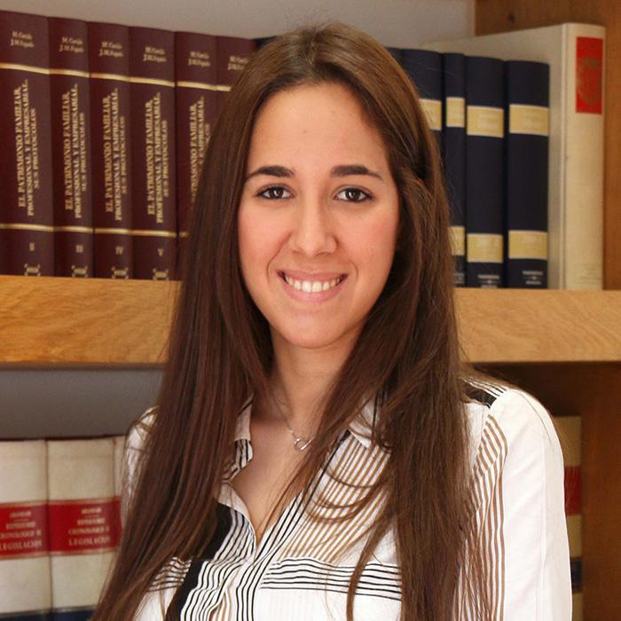 Patricia. Abogada fiscalista