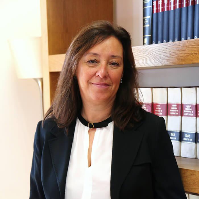 Magdalena Cerero. Abogada derecho civil